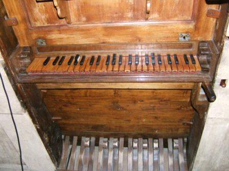 Lorenzo da Prato G B Facchetti Organo Più Antico Italia