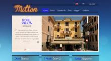Hotel Ristorante Milton Varazze Riviera Ligure Palme Savona