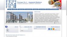 Ferraro srl carcare savona impianti elettrici industriali civili